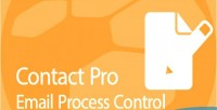 Pro contact control process email