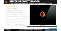 Product buyer magento for images