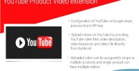 Product youtube extension magento2 video