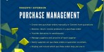 Purchase magento management extension