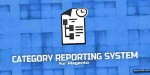 Reporting category system