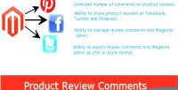 Review product comments