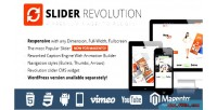Revolution slider extension magento responsive
