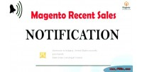 Sales magento notification sales your boost