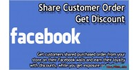 Share facebook discount