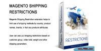 Shipping magento restriction
