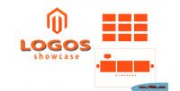 Showcase logo for magento