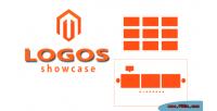 Showcase logo for magento