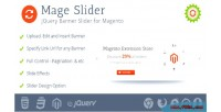 Slider banner magento extension