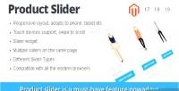 Slider product