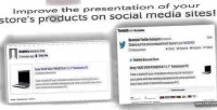 Social improved media presentation