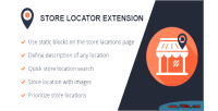 Store magento locator extension