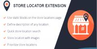 Store magento locator extension