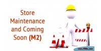 Store maintenance coming soon extension magento2