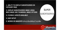 Subcategories super