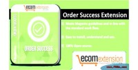 Success order extension