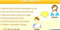 Tickets order pro
