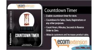 Timer countdown extension