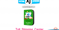 Toll xj shipping carrier