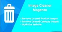 Unused remove images magento
