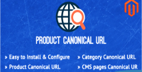 Url canonical magento extension
