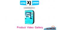 Video product gallery