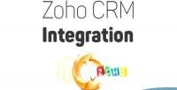 Zoho magento integration