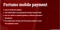 Mobile fortumo payment plugin