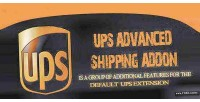 Advanced ups shipping addon