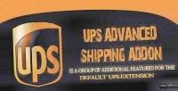 Advanced ups shipping addon