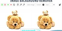 Background image remover opencart