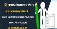 Builder form pro