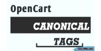 Canonical opencart extension seo urls