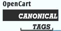 Canonical opencart extension seo urls