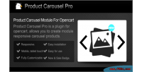 Carousel product pro