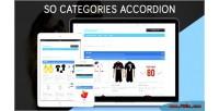 Categories so accordion module opencart responsive