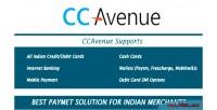 Ccavenue payment module opencart x x 2