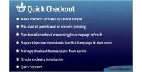 Checkout quick