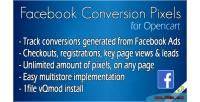 Conversion pixels for opencart 2.0.x.x 1.5.4.x conversion