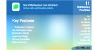 Creative inotify stylish notifications