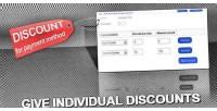 Discounts individual