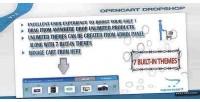 Dropshop opencart