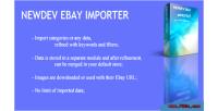 Ebay opencart importer