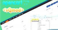 Export opencart vqmod option csv