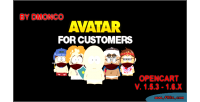 For avatars customers.