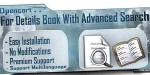 Opencart for details book search advanced with