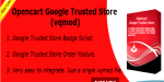 Google opencart trusted vqmod stores