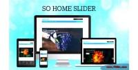 Home so slider module opencart responsive