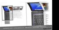 Image product zoom module opencart panel