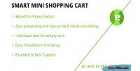 Mini smart cart